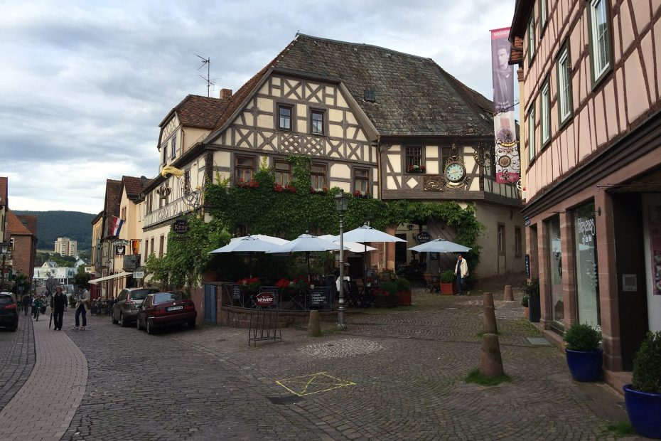 "Motorhome Tour ""Germany's Romantic Road"", Lohr am Main"