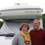 Sue & Peter, Springtime in Holland 2017