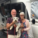 Jane, Mark & Luna, Impressive Italian Lakes & Cities 2019
