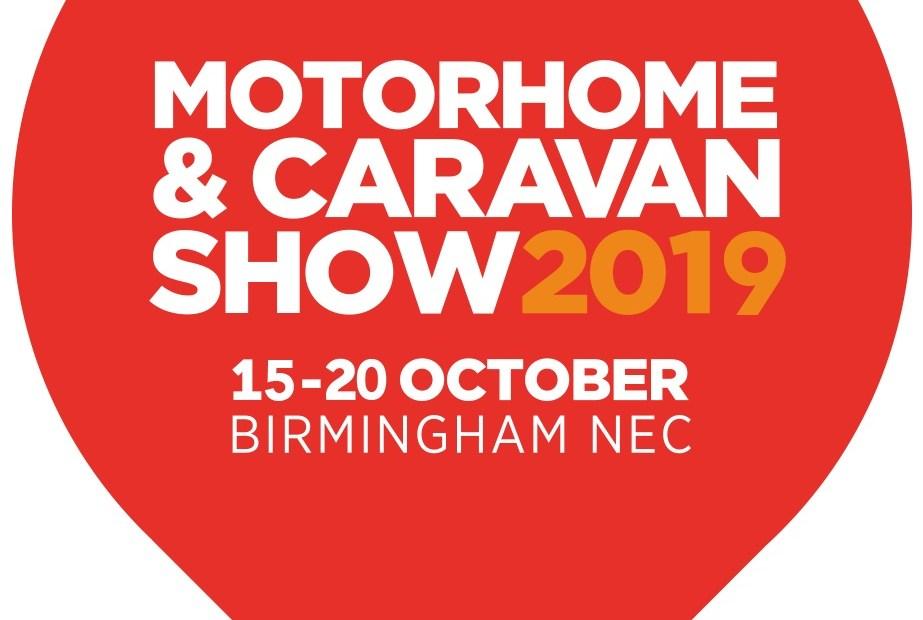 Logo Motorhome & Caravan Show Oct.19
