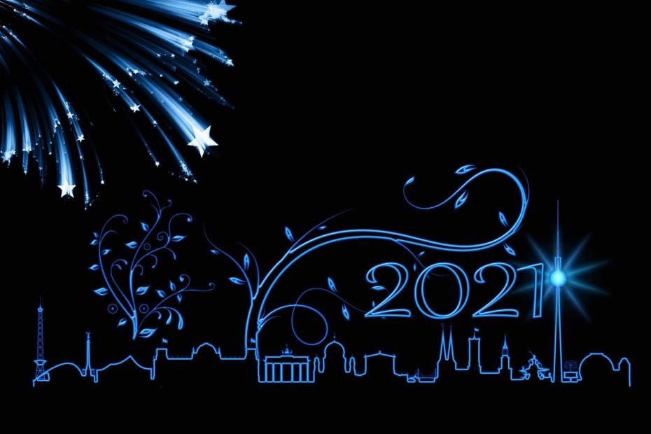 Skyline Berlin 2021