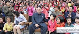 nord-korea_feiring av barnas dag _ansikter