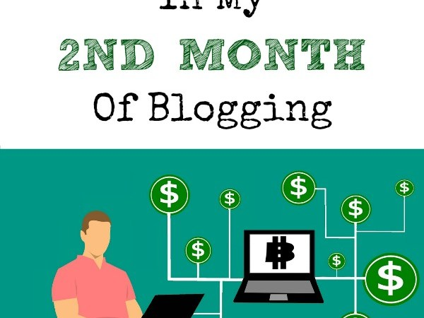 June 2018 – How I Made Money in My Second Month of Blogging