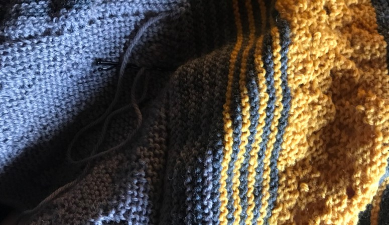 WIP Wednesday: My Slow Knitting Adventures