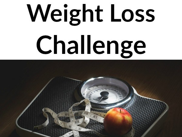 Join the FREE Four Week Weight Loss Challenge KICK OFF