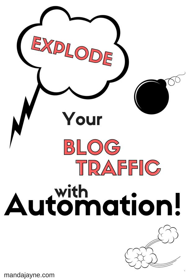 Explode Blog Traffic