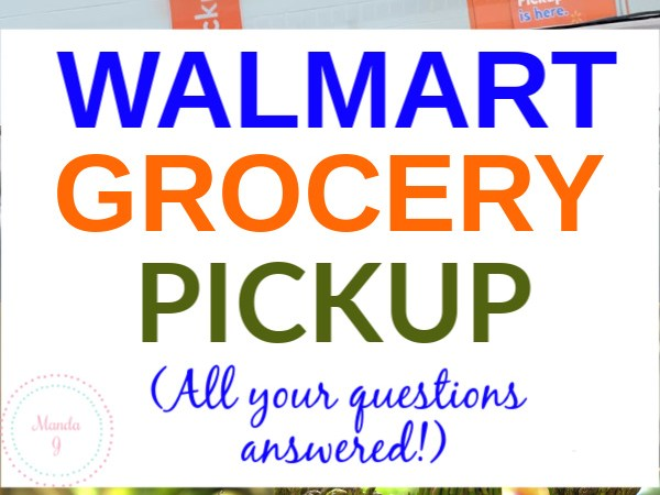 Why I LOVE Walmart Grocery Pickup: A Mom's Review