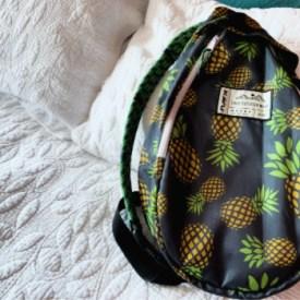 The Kavu Bag I carried to Disney.