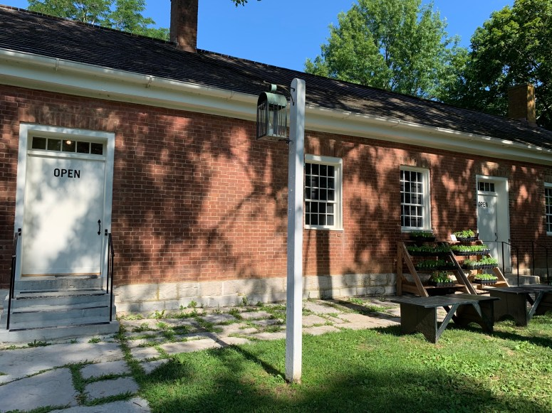 The Welcome Center at Shaker Village