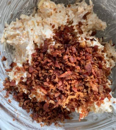 Adding Bacon Bits to Dip