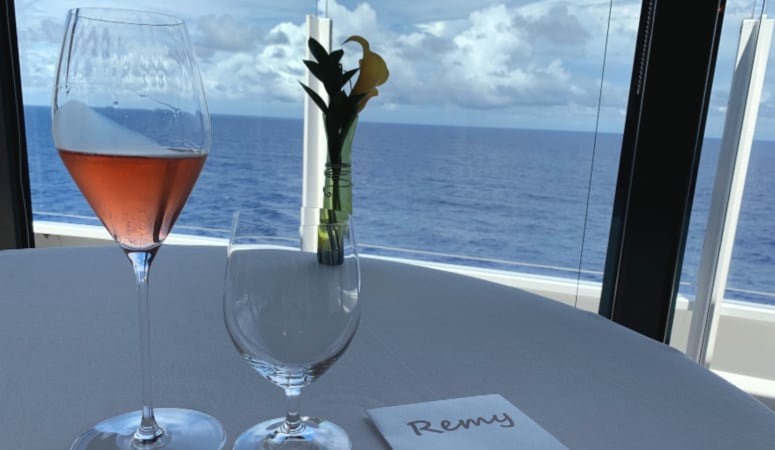 Remy Champagne Brunch: A Disney Cruise Dining Experience