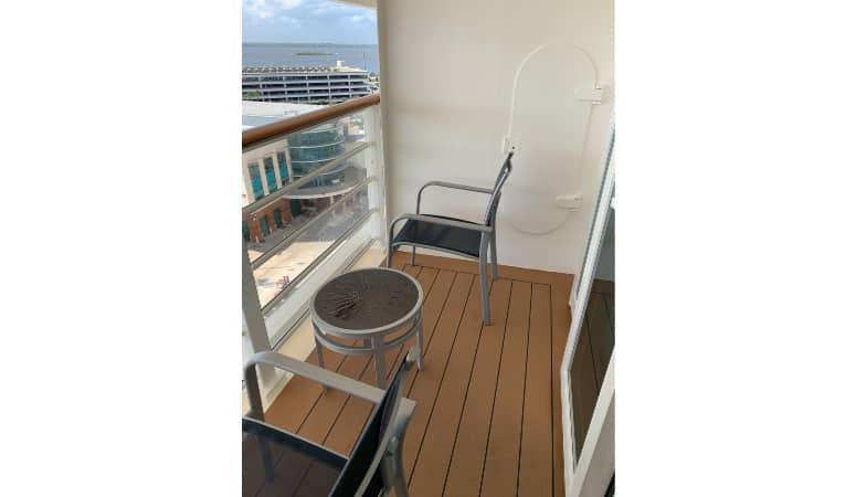 Safety of Disney Cruise Verandah Doors: Video included!