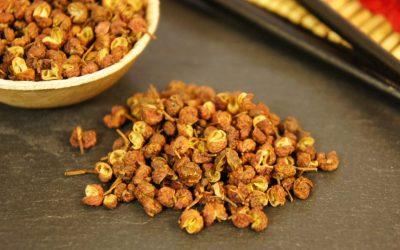Pepper, Szechuan