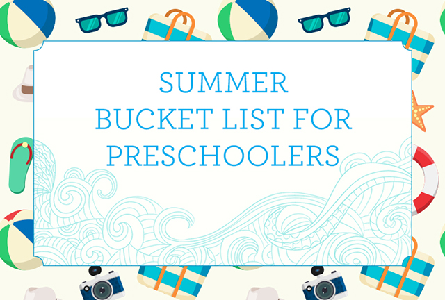 "Never hear another ""Mom, I'm bored!"" again this summer with our Summer Bucket List. There are 60 summer activity ideas for kids."