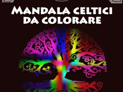 mandala rune e simboli celtici da colorare copertina ebook