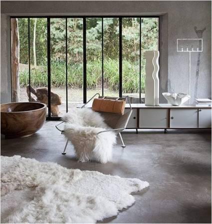 Organic Modern Livingroom