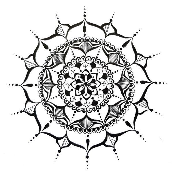 Mandala Art Lessons