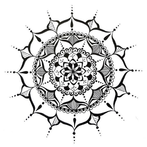Mandala Art Lessons