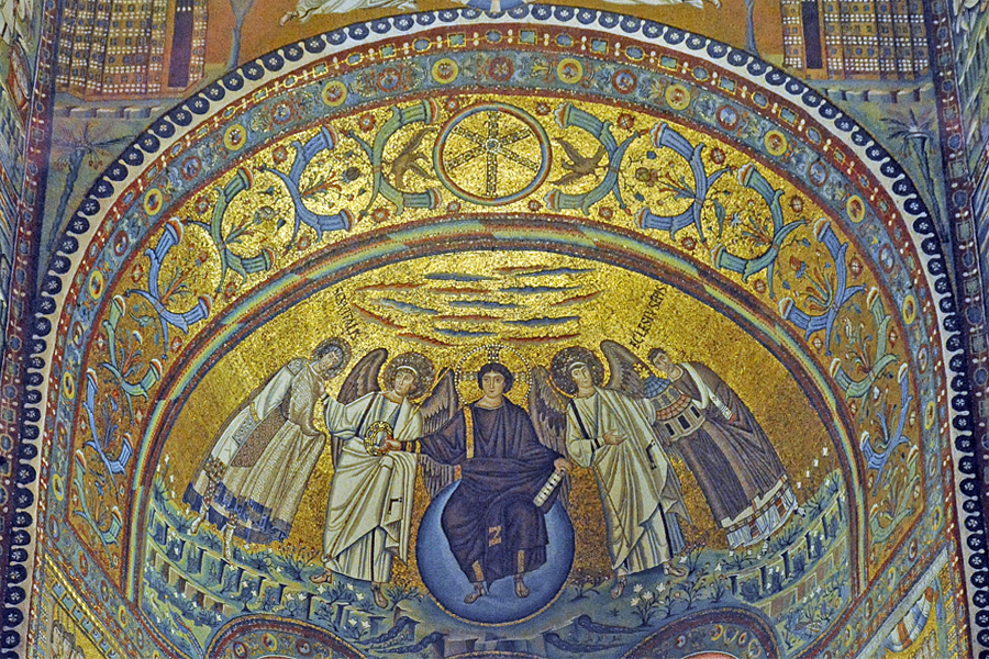 The Ravenna Mosaics | Some of the most beautiful mosaics in the world