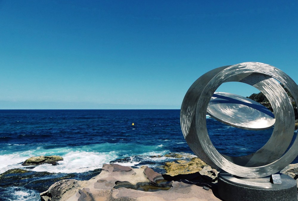 Sculpture trails and parks around the world from the serene to the surreal