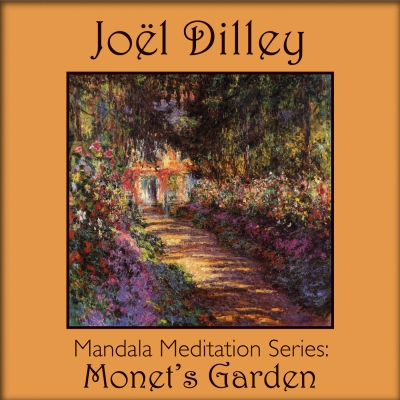 Mandala Meditation Series: Monet's Garden