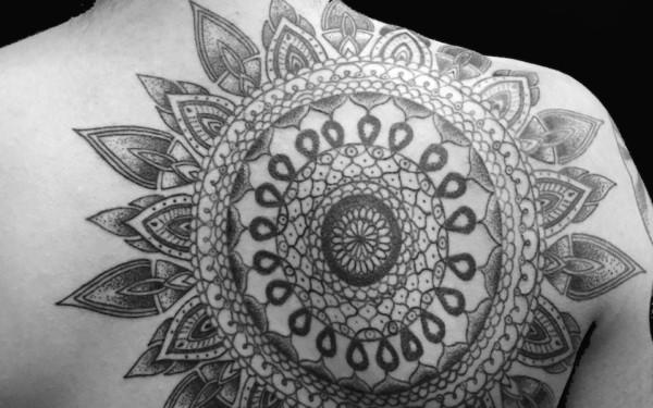 Tatuaje Mandala Significado E Imágenes Mandalas