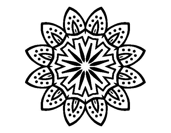 Mandalas hindes 50 Dibujos para imprimir y colorear