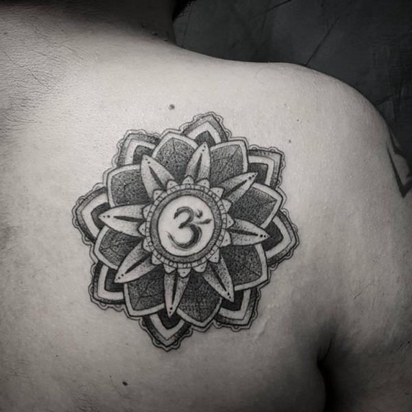 Mandalas Para Hombres Tatuajes Y Diseños Masculinos Mandalas