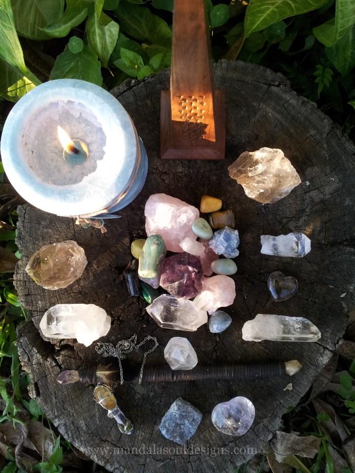Stone Healing || Gemstones & Crystals - Mandala Soul Designs