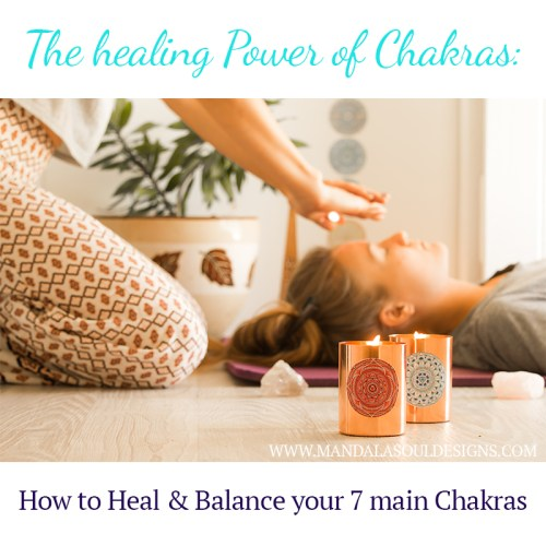 Balance your Chakras with Reiki || Mandala Soul Designs
