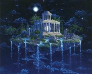 лунный храм