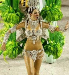 женщина танец страсть