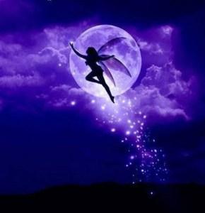 луна фея