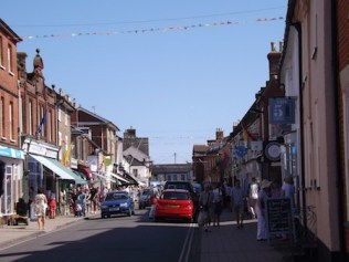 Southwold High Street