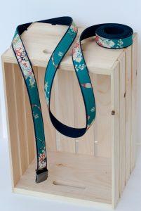 Japanese Fabric belt