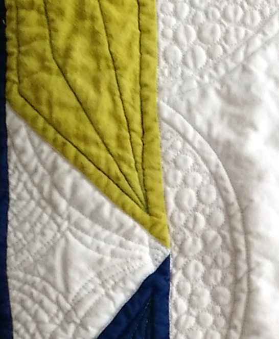 Quilting Technique of the Week: When fabric bleeds - mandalei quilts