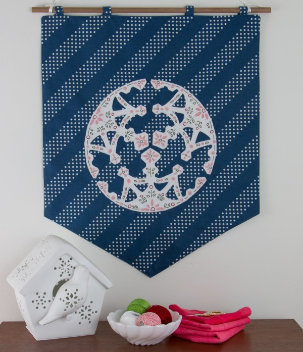 Midwinter Mandala Banner
