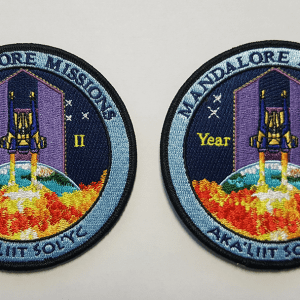 Mandalore Missions 2 Year Patch 2-Pack