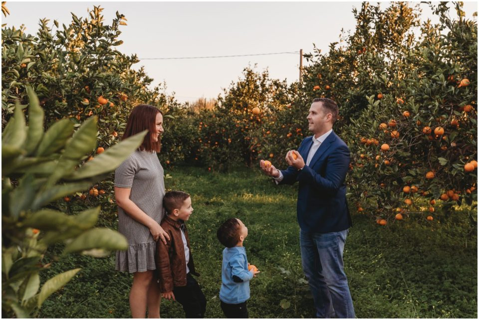 Young Family Orchard Session - Mandalyn Renee Photography-26.jpg