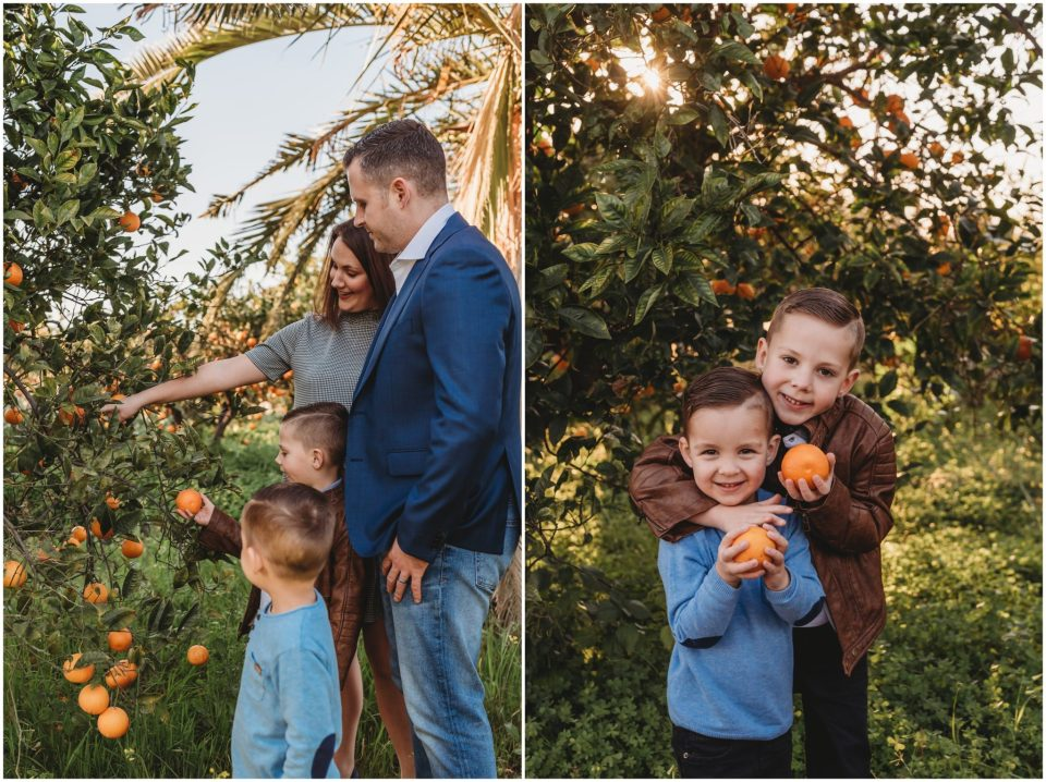 Young Family Orchard Session - Mandalyn Renee Photography-66.jpg