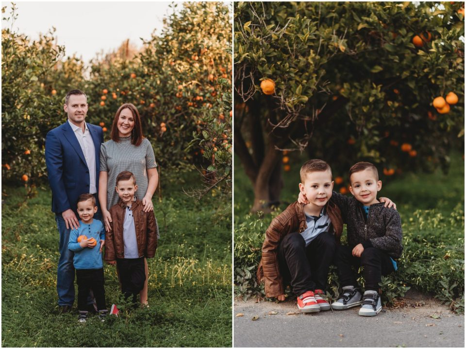 Young Family Orchard Session - Mandalyn Renee Photography-75.jpg