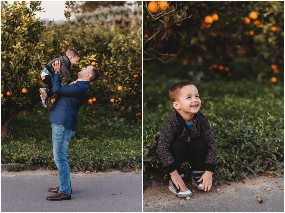 Young Family Orchard Session - Mandalyn Renee Photography-80.jpg
