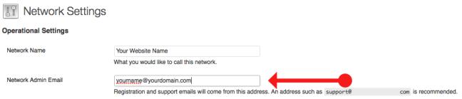wordpress-network-admin-email-notofication