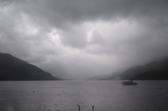 Loch Lomond - around here, particuarly, looked a lot like the Nelson Lakes area