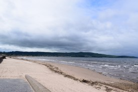 Been to the beach in Scotland :D