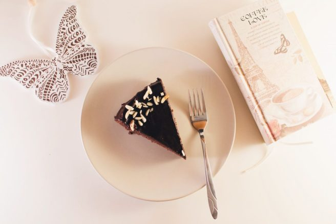 Queen Sheba Cake