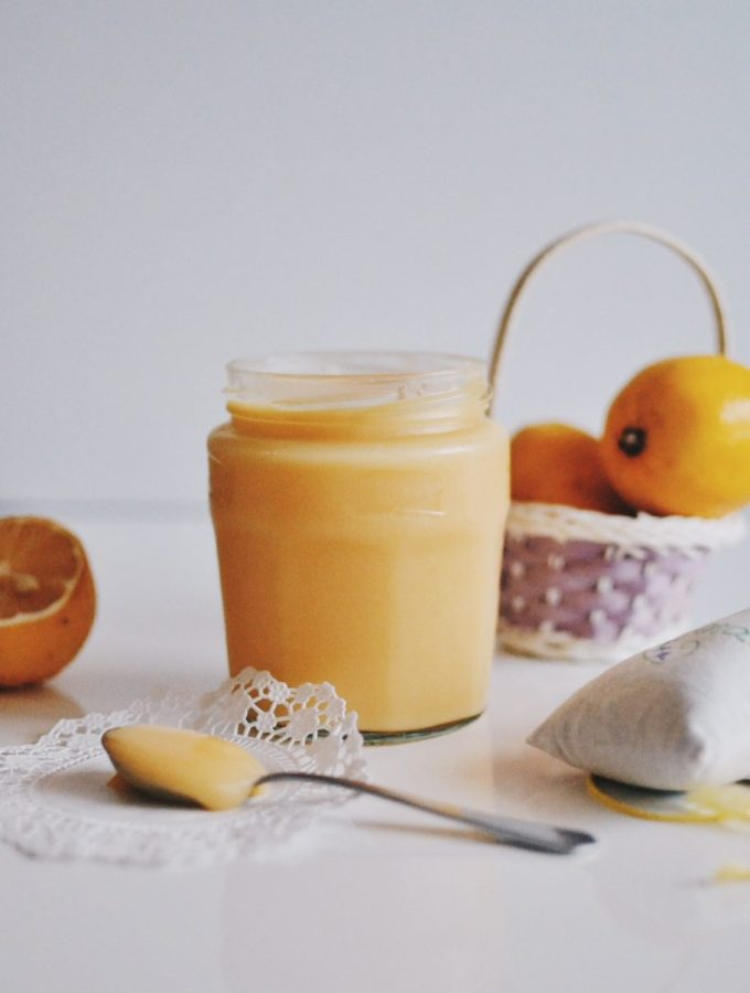 Krem limoni – receta bazë