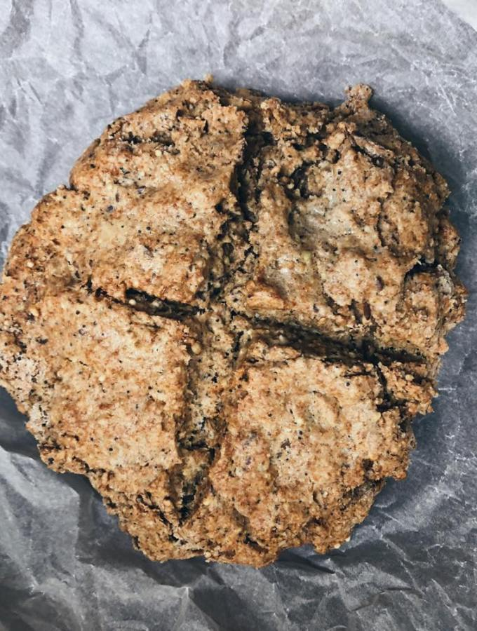 Soda bread, a love story