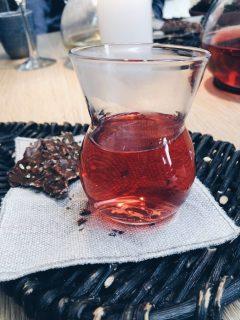 Herbal & fruits tea