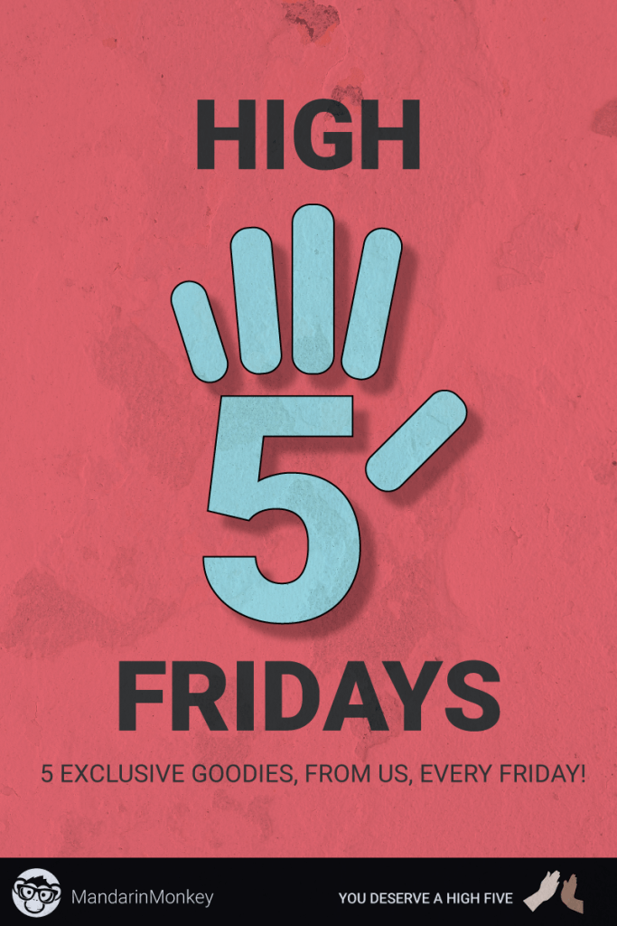 High five friday email list